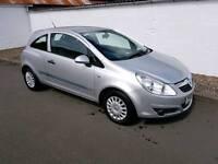 Vauxhall Corsa life years mot 1ltr petrol cheap insurance