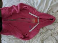 Ladies large superdry hoodie