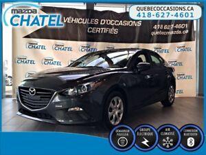 2015 Mazda Mazda3 GX - AUTO - A/C - BLUETOOTH