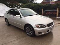 **LEXUS IS200 SE 2.0 PETROL 4 DOOR SALOON (2004 YEAR)**