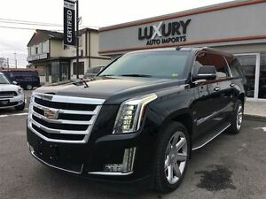 2015 Cadillac Escalade ESV LUXURY PKG - NAV -360 CAMERA-ONLY 42K