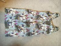 Joules boat themed dress brand new size 10