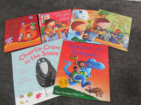 Selection of Children's Books - Harry & The Dinosaurs,etc