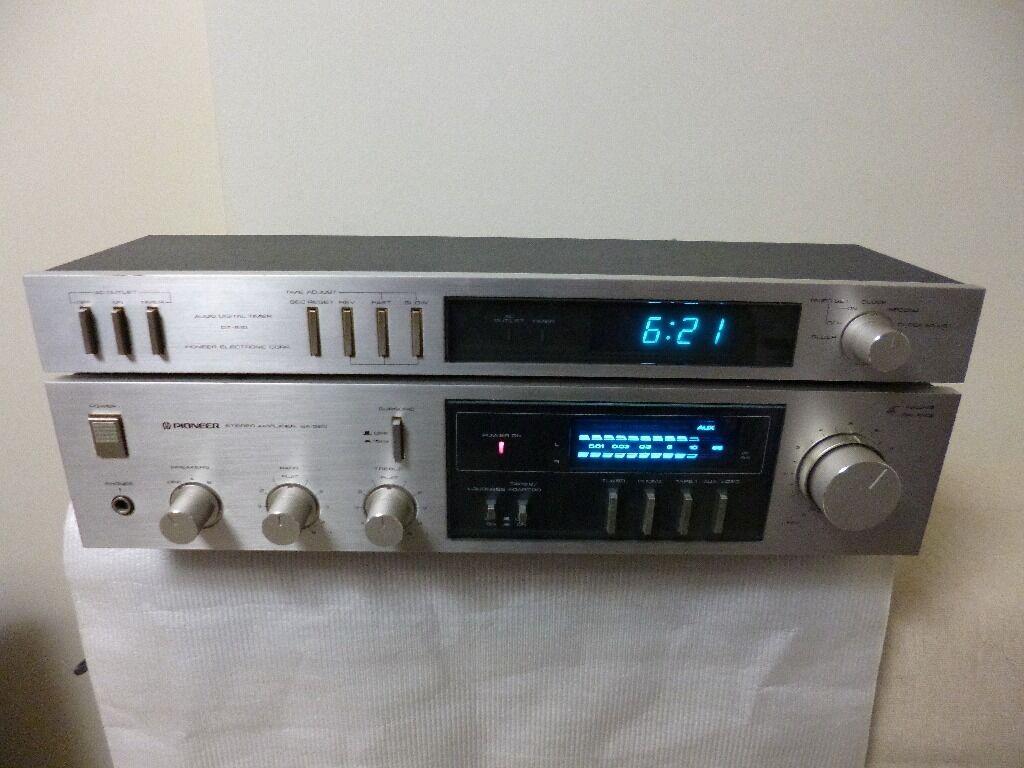 price on sale Vintage Pioneer Dt-540 Audio Digital Timer