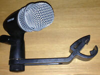 Shure PGA56-XLR Dynamic Snare/Tom Microphone
