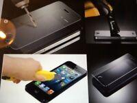 67 Samsung i9500/Galaxy S4 Tempered Glass Screen Protectors Multibuy Joblot