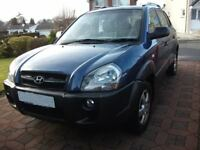 Hyundai Tucson 2.0L Diesel 4x4, great condition