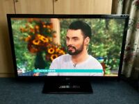 LG 50 INCH FULL HD 1080P PLASMA TV WITH DIGITAL FREEVIEW BUILT IN.