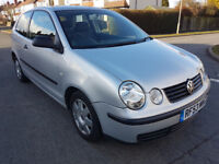 VW POLO 2003 **MOT OCTOBER 2018**
