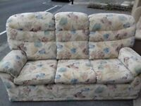 Quality G Plan Comfy 3 seater Sofa Very Good Condition FREE Delivery