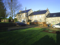 Great investment property, Brittany, France: 4 houses, 3,5 acres of land, construction possibilities