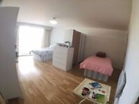 BED IN A DOUBLE ROOM SHARE FOR FEMALE ***** AMAZING LOCATION*****