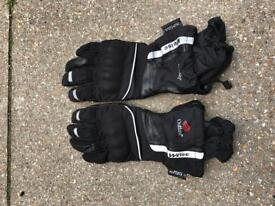 Weise winter motorbike gloves