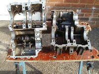 HONDA CB360 G5 ENGINE CASES