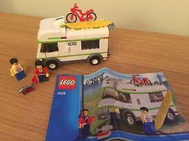 Lego City Camper Van (7639)