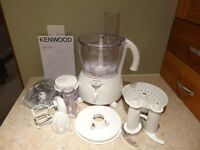Kenwood FP580 series Food Processor.
