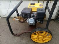 Wolf 7HP 3200psi Petrol Pressure Washer