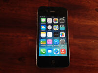 iphone 4 16gb unlocked open to all networks all sim cards good condition
