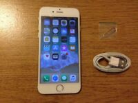 IPHONE 6 SILVER 16GB O2 £120 NO OFFERS *** ADVERT 110 ***