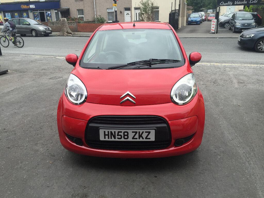 Xmas sale citroen c1 red 10 petrol manual 3 door hatchback long citroen c1 red 10 petrol manual 3 door hatchback long mot 2008 vanachro Choice Image