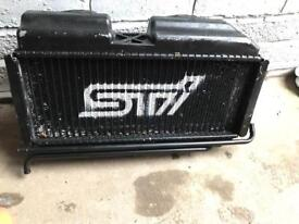 2004 Subaru sti intercooler