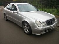 mercedes benz e class 240 advantgarde automatic 2004 54 plate