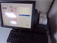 Touchscreen Till System, Cash Till, Epos software