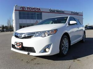 2014 Toyota Camry XLE TOYOTA CERTIFIED PRE OWNED