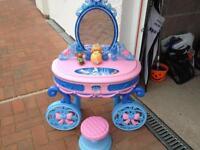Disney Dressing Table