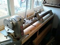 Myford ML8 Lathe