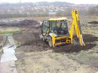 Micro/Mini/Medium Digger/JCB 3CX Operator: Groundworks/Drainage/Landscaping/Agricultural(Glasgow)
