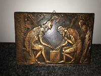 Achilles and Ajax Vintage Plague