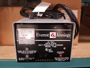 Everest & Jennings - Self Regulating Charger - Brand New - 24 Volt - Only $125!