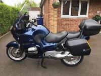 52 Plate r1150rt 34391 miles BMW touring bike like gs r 1150 r rt tourer r1150