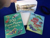 Paper Planes Activity Books