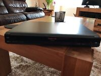 Panasonic DVD player hardly used