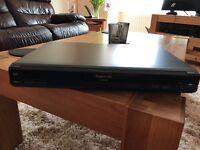 Panasonic DVD player hardly used
