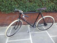 Vintage Raleigh Classic Bicycle