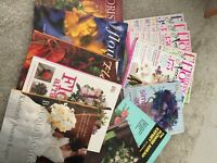 Large selection of Floristry Books!!!