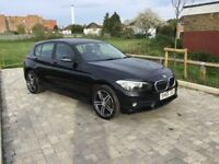 BMW 1 series 2015