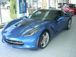 2016 CHEVROLET CORVETTE Stingray Coupe Z51