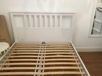 Ikea Hemnes King Size Bed