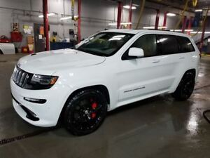 2016 Jeep Grand Cherokee SRT8 38000km  TOIT PANORAMIQUE