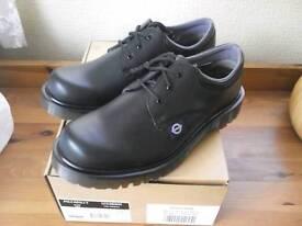 London underground issue doc martin shoes size 8.