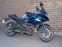 YAMAHA XJ6S DIVERSION. JUST SERVICED, GREAT CONDITION, FSH.