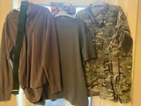Combat army wear