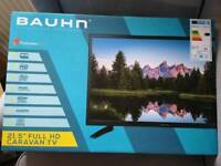 21.5 inch tv/dvd brand new suitable for caravans