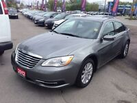 2012 Chrysler 200 Touring * OPEN SUNDAYS * EASY CAR LOANS