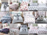 Animal Duvet Cover With Pillowcases Quilt Cover Bedding Set Single Double King. Free Postage!!!