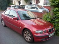 Bmw 316i. BARGAIN!!!from 21june